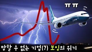 세계 항공기 시장 최강자, 초 우량기업 보잉(Boeing)의 폭등과 폭락