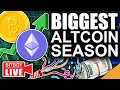 Bitcoin News: Preparing For All Time High (ETH SOL ADA EGLD MATIC, Who Will Win?)