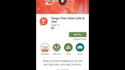 How to Download and Install Tango App for iPhone and Samsung