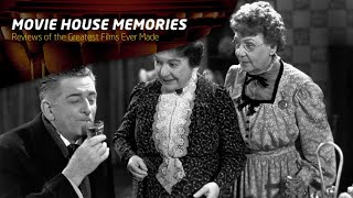 Arsenic and Old Lace (1944) Movie Review