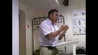 Лекция - Обучение по вопросам охраны труда