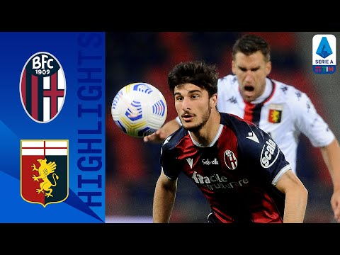 Bologna Genoa Goals And Highlights