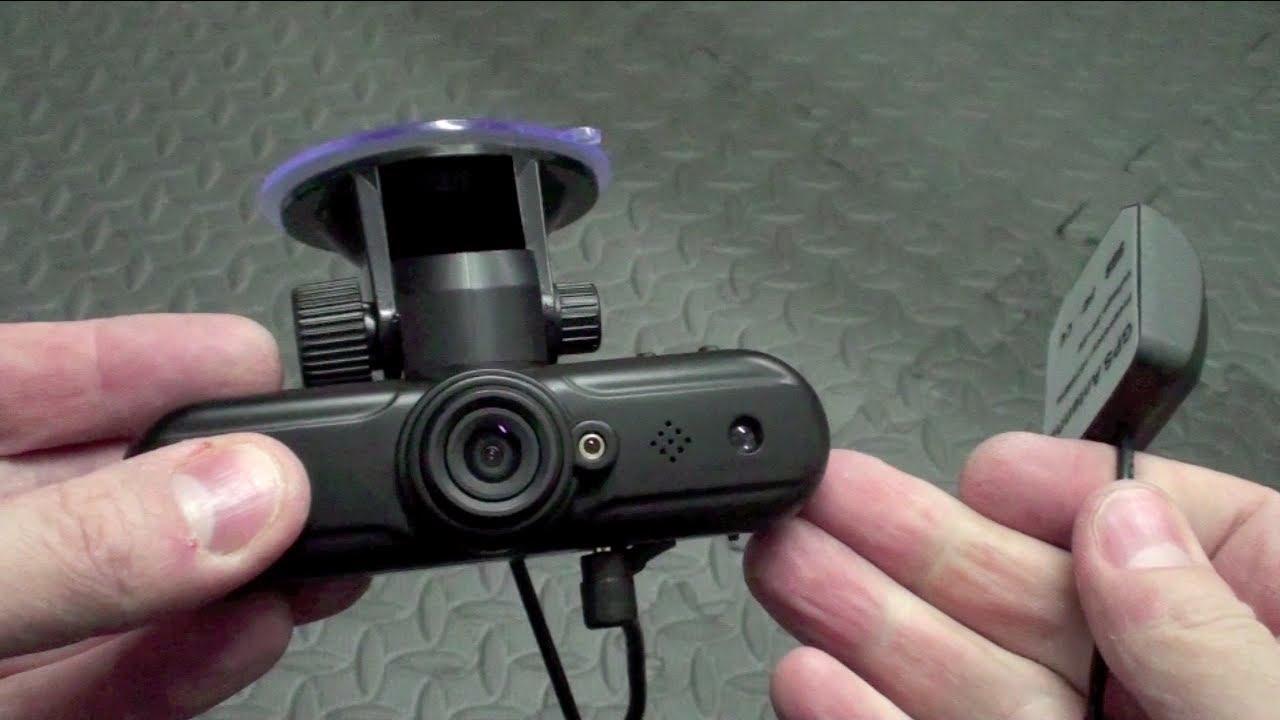 1080p GPS Car Recorder v1000GS - 1080p GPS Car Recorder v1000GS