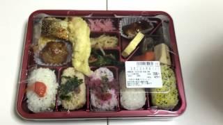 Японский обед обэнто.