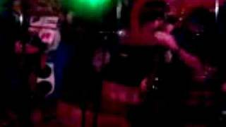 ossuario-When death replaces life (cannibal corpse cover) at wilfredos bar