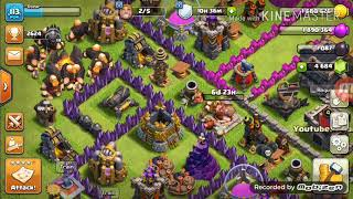 Clash of Clans: Upgrading Barbarian King to lvl 15!!!