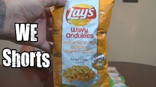 We Shorts - Lay's Wavy Jalapeño Mac N' Cheese (canada)