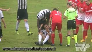 Serie D Girone E Flaminia-Trestina 1-1