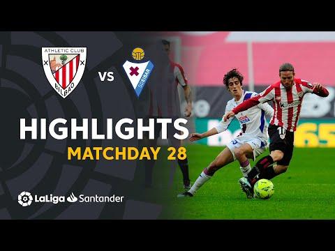 Ath. Bilbao Eibar Goals And Highlights