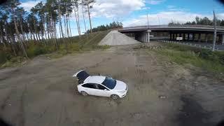 нарезка трюков на квадрокоптере  как сделать Трейлер канала  racing drone