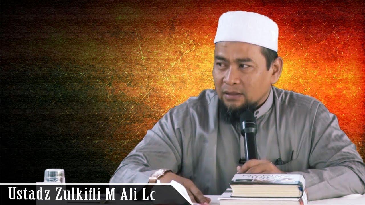 Penderitaan Ketika Sakaratul Maut ||  Ustadz Zulkifli Muhammad Ali Lc MA