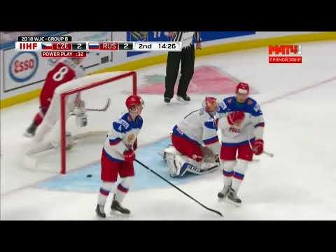 МЧМ-2018. Чехия - Россия - 5:4