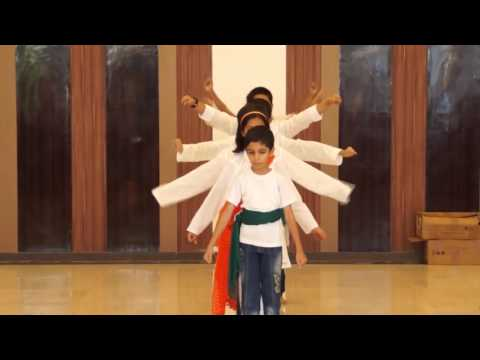 Independence Day 2016 Dance Performance by Megapolis Splendour Kids Pune  Patriotic Dance
