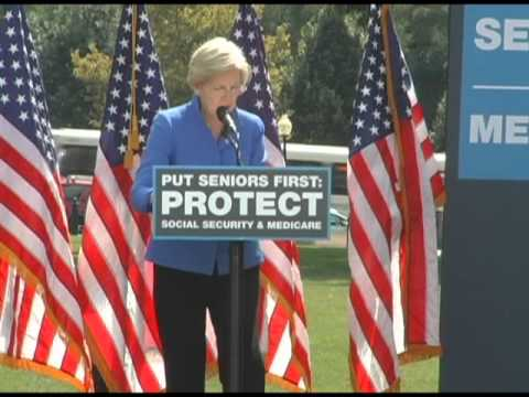 Rally Against Cuts to Social Security and Medicare