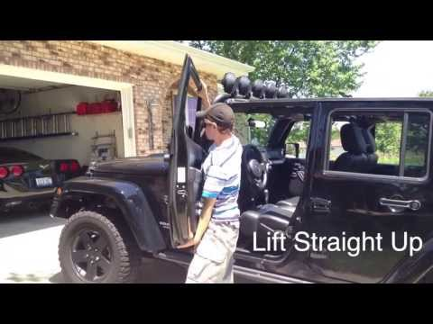 image-1 How To Take The Hard Top Off Your Jeep Wrangler Steve