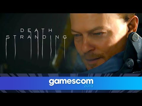 "'Death Stranding' Gamescom 2019 Trailer Showcases New Characters, ""Peeing"" Dynamics"