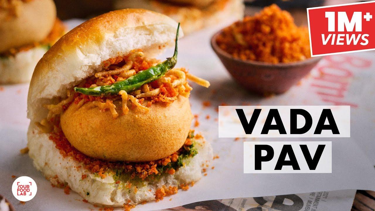 Vada Pav Recipe   Vada Pav Sukha Chutney   वड़ा पाव   Chef Sanjyot Keer