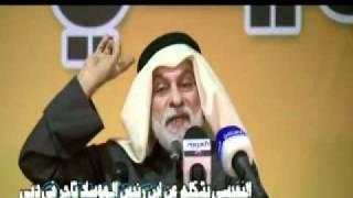 النفيسي يتكلم عن إبن رئيس الموساد التاجر في دبي !!