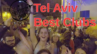 Tel Aviv best clubs