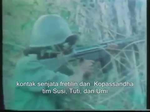 Pertempuran Indonesia melawan Fretilin sebelum Operasi Seroja oktober 1975 di Balibo