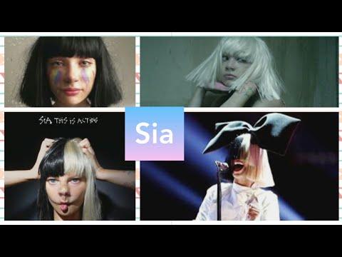 اغاني سيا / Sia المشهورة و رائع