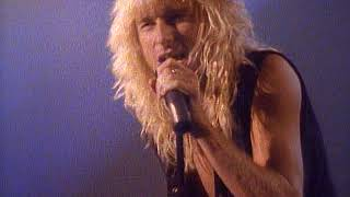 Kix - Cold Blood (Official Music Video)
