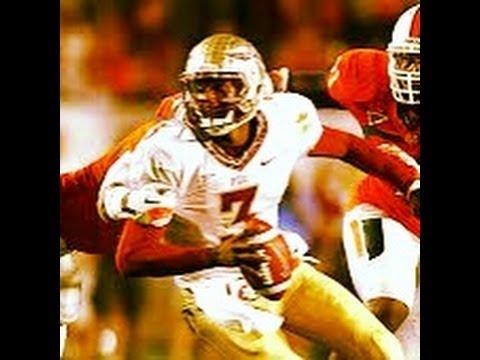 Florida State QB #3 E.J. Manuel Highlight