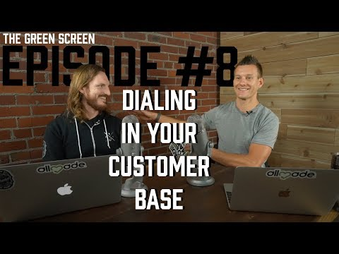 It's More than Just Finding Your Niche, it's Dialing in Your Customer Base