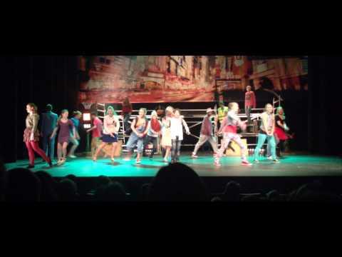 FanWork musical: Oliver in New York - twee prachtige scenes