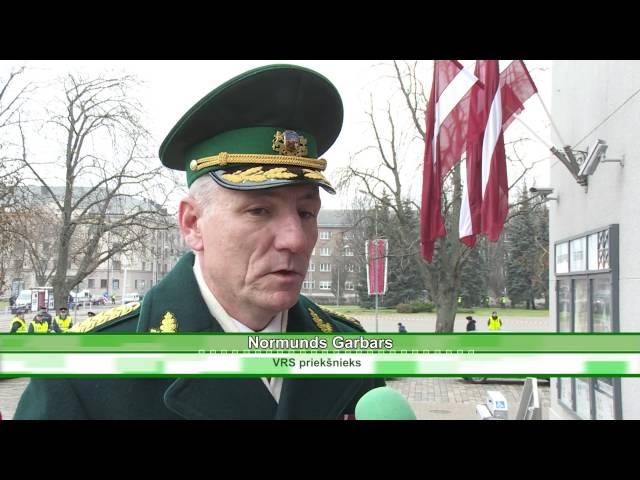 Robežsardzes 95.gadadiena Daugavpil?