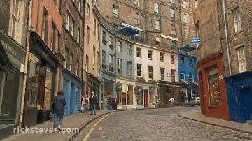 Edinburgh, Scotland: Royal Mile