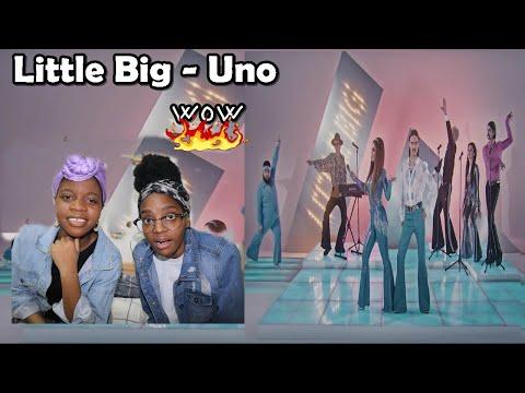 | BLACK GIRLS  REACT TO RUSSIA EUROVISION 2020 | LITTLE BIG UNO | SO FUN |