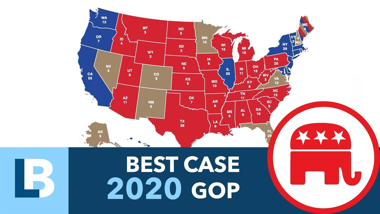 Best Cases 2020 Best Case Scenario For Republicans in the 2020 Election   YouTube