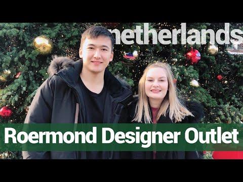 International Couple ~ Designer Outlet Buying Furla Bag ✨ + Max Verstappen Store & Germany ♥️