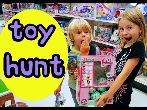 TOY HUNT for LOL Surprise Series 2 Wave 2, Pikmi Pops, Roblox, Grossery Gang, and He-Man