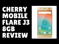 Cherry Mobile Flare J3 8GB (Gold)  unboxing and Lazada review will make you decide to purchase one