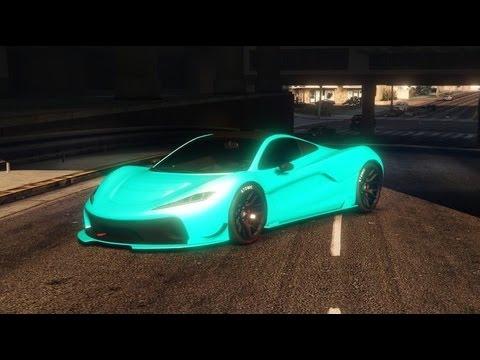 GTA 5 MODDED CREW COLOR!!! INVISIBLE COLOR