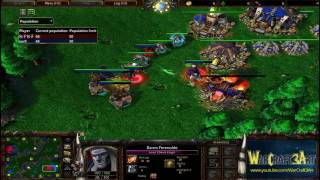 120 UD vs Lyn ORC - Game 1 - WarCraft 3 Frozen Throne - RN2764