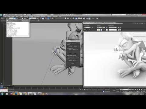 how to add ambient occlusion in vray