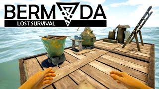 Bermuda Lost Survival #02 | Destille und Barbecue Grill | Gameplay German Deutsch thumbnail