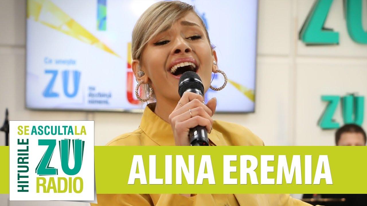 Alina Eremia - Buna Ziua, Dragoste / Chitara mea / Fericirea are chipul tau (Live la Marea Unire ZU)