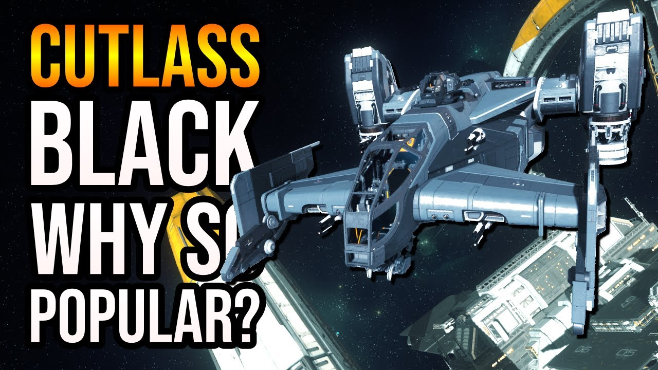 Download Why The Cutlass Black Is The Most Popular Ship in Star Citizen
