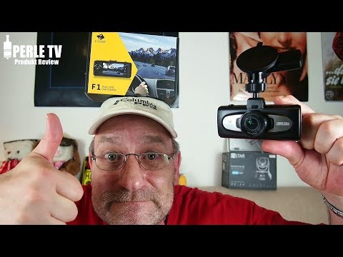 Z-Edge F1 - WQHD (1440p) Dual GPS Dashcam - Review; Footage & Bewertung