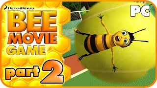 Bee Movie Game Walkthrough Part 2 (PC, PS2, X360) No Commentary