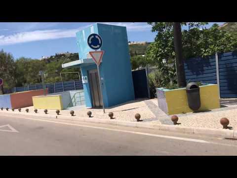 Portugal - Albufeira COASTLINE DRIVE