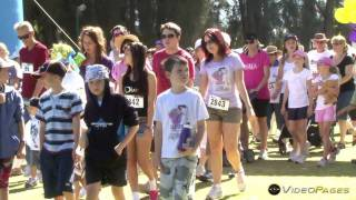 The Big Walk 2010 Supporting the kids at PMH