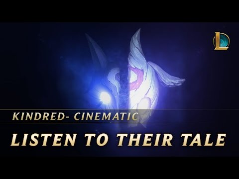 Kindred: Listen to Their Tale  New Champion Teaser  League of Legends