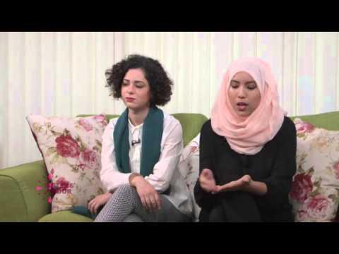 Lika Torikashvili & Aziza Aznizan - BMTV Series 5 Paint the World Interview