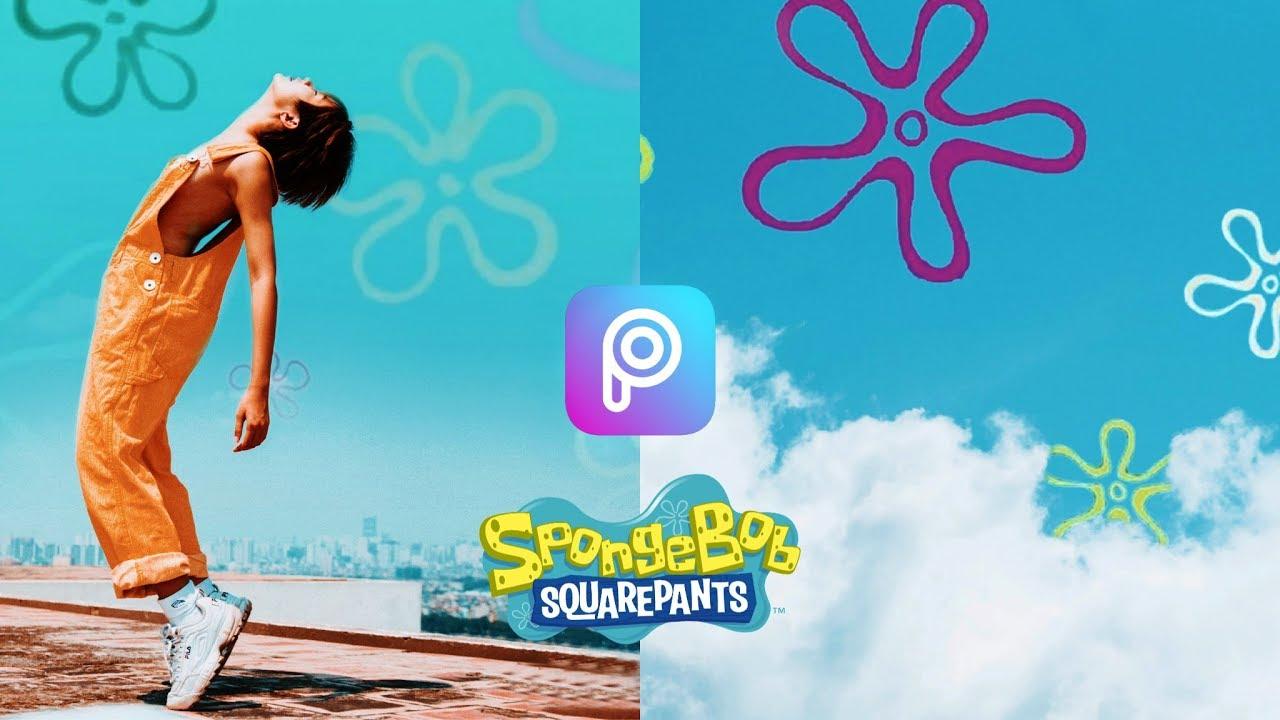 Spongebob Underwater Background Iphone - Test 3