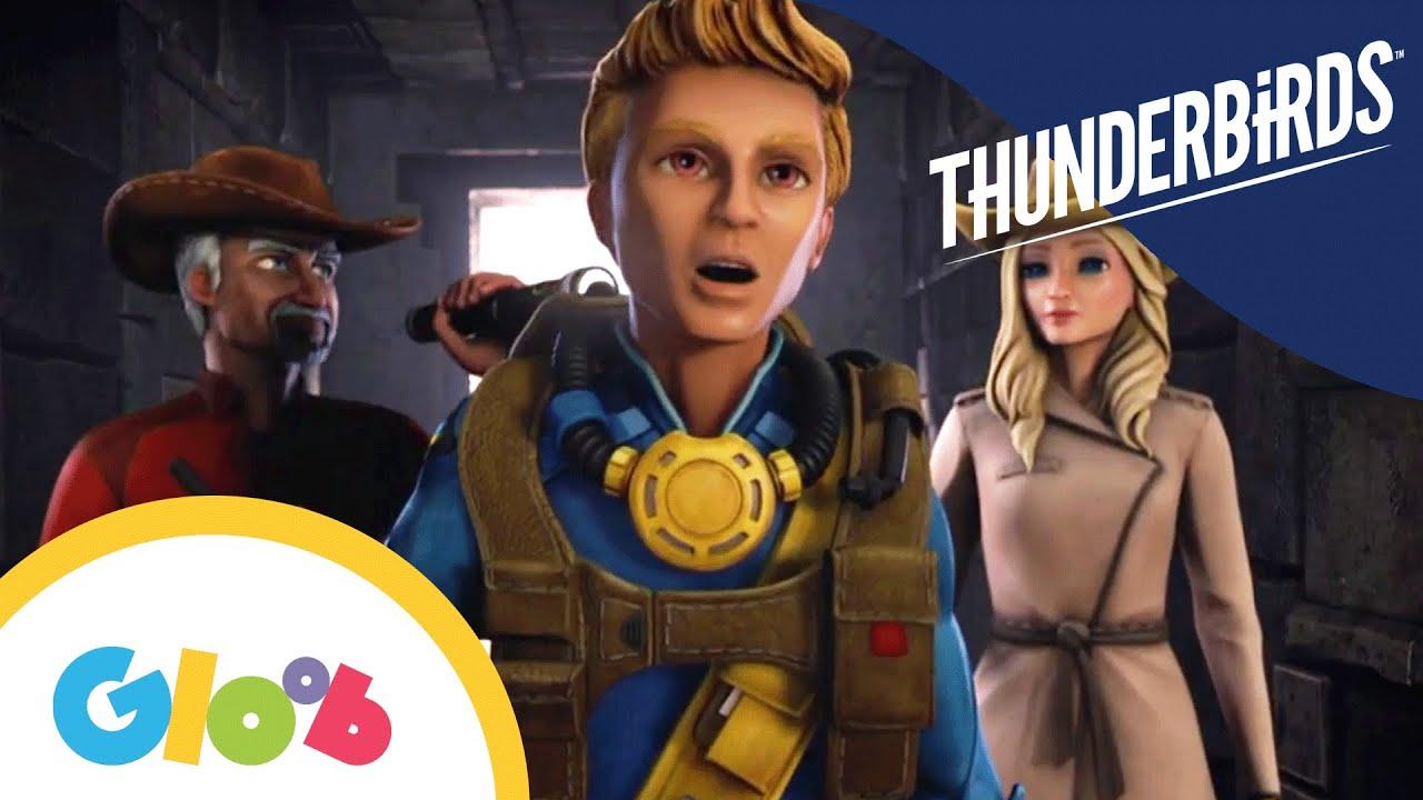 Thunderbirds Tuneis Do Tempo Clipe Oficial Gloob Youtube